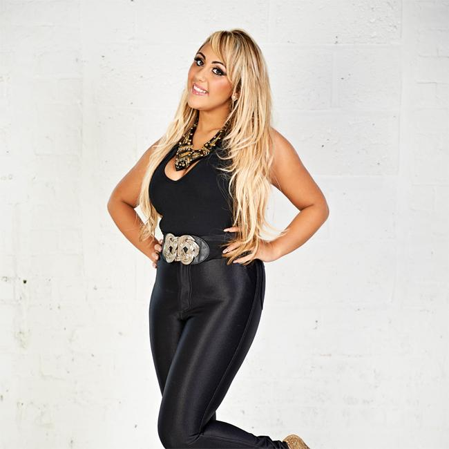 Sophie Kasaei: Geordie Shore led to my weight gain