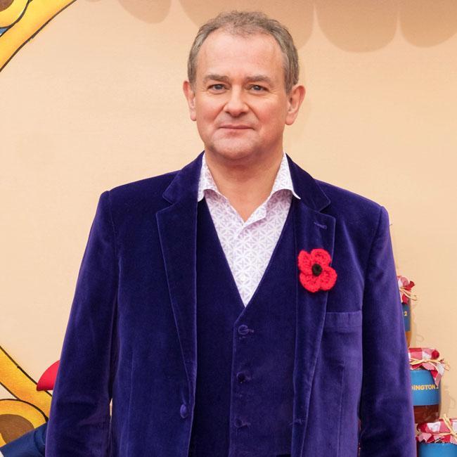 Hugh Bonneville praises royal family