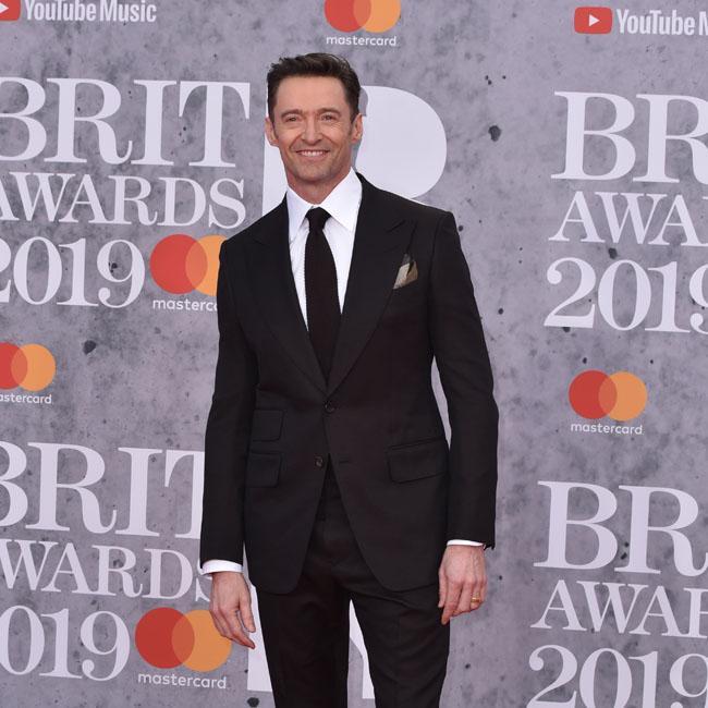 Hugh Jackman denies Robbie Williams'  Greatest Showman role