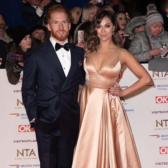 Katya Jones splits from husband Neil Jones