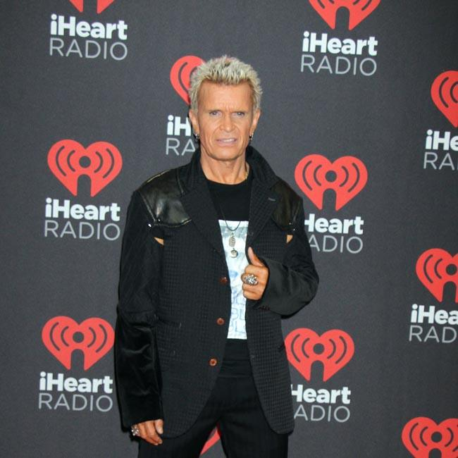 Billy Idol lived like the 'world was going to end'