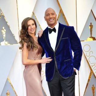 The Rock weds in secret ceremony