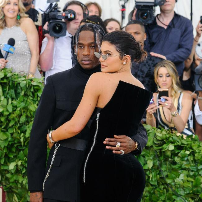 Travis Scott pays tribute to 'superhuman' Kylie Jenner on her birthday