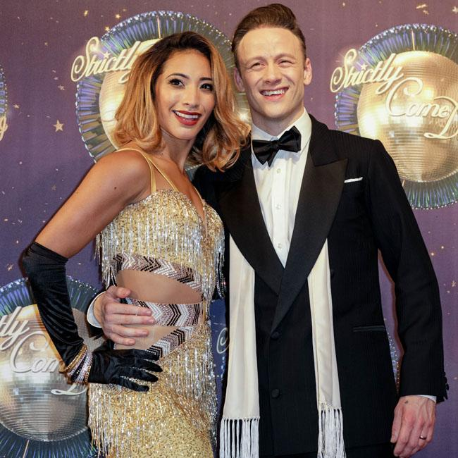Karen Hauer is 'happy' for ex Kevin Clifton and Stacey Dooley