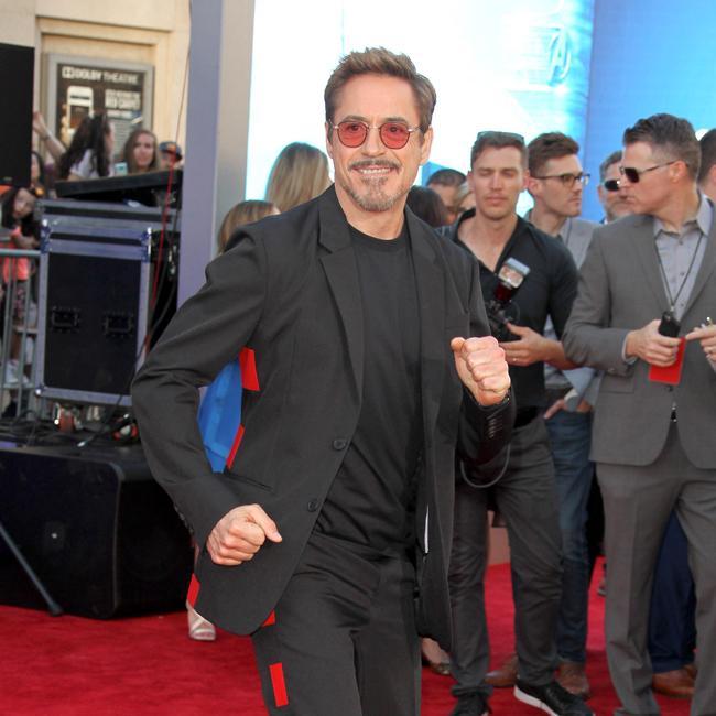 Robert Downey Jr was arrested at Disneyland