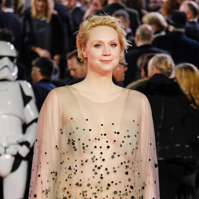 Gwendoline Christie took charge of 'destiny'