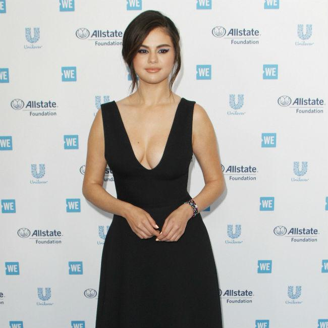 Selena Gomez is feeling 'truly grateful'