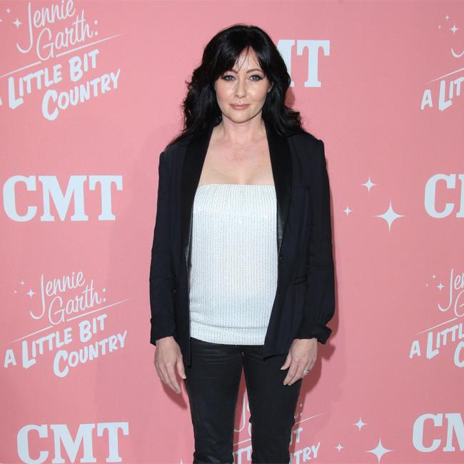 Shannen Doherty's horse has died