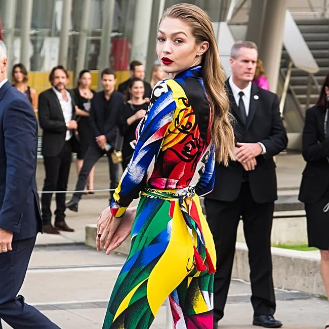 Gigi Hadid made same VMA slip up as John Travolta