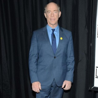 J.K. Simmons and Betty Gilpin for Ghost Draft