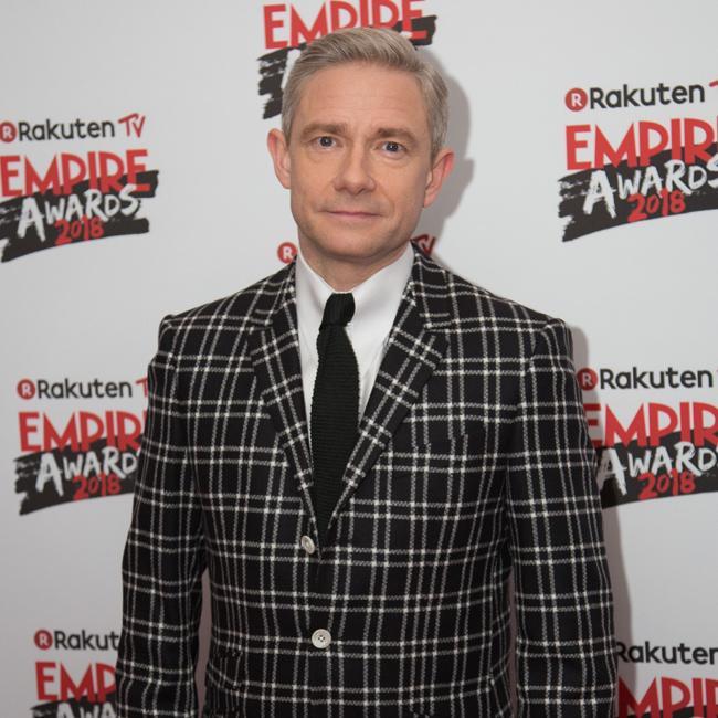 Martin Freeman: I'm open to a Sherlock return