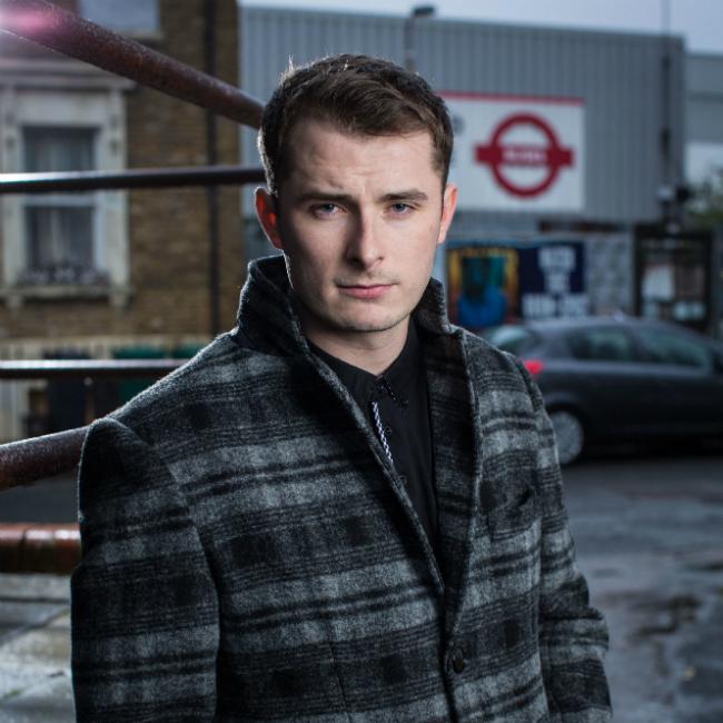 Max Bowden teases 'terrifying' EastEnders storyline