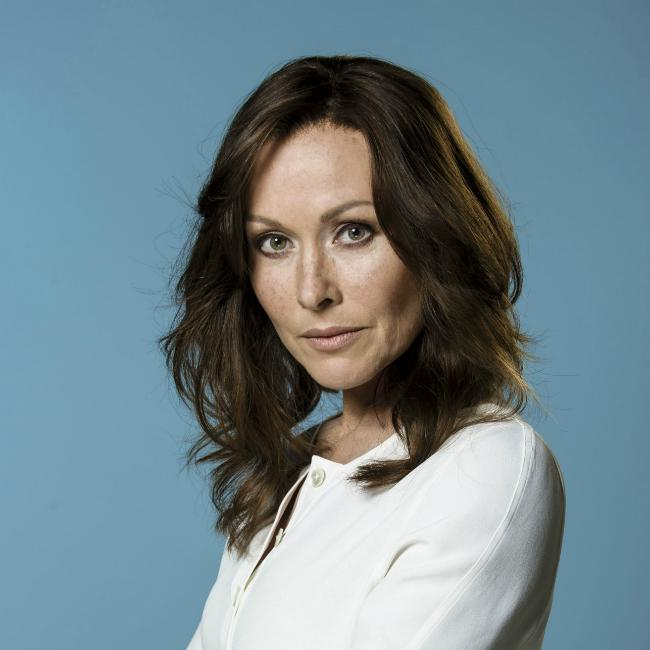 Amanda Mealing: Casualty exit will be 'reset' for Connie Beauchamp