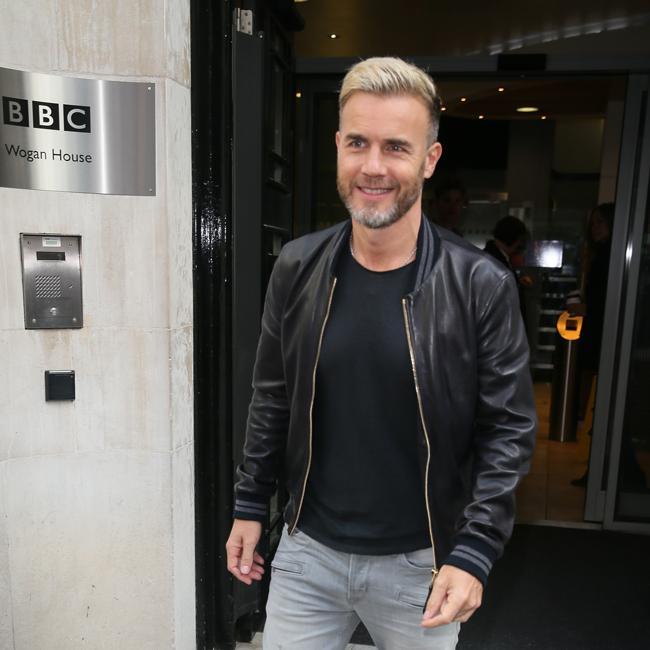 Gary Barlow announces new orchestral solo album