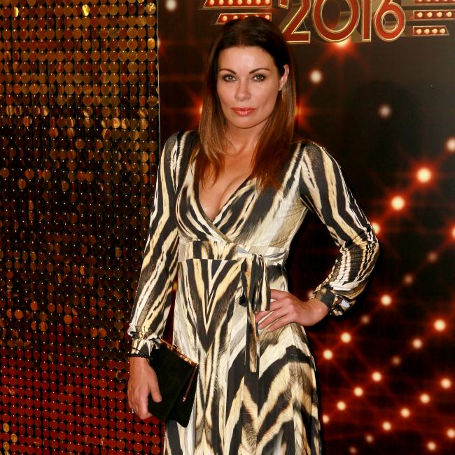 Alison King 'gets engaged to mystery partner'