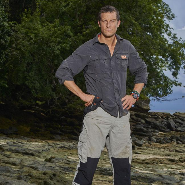 Bear Grylls needed therapy when 'life hit him hard'