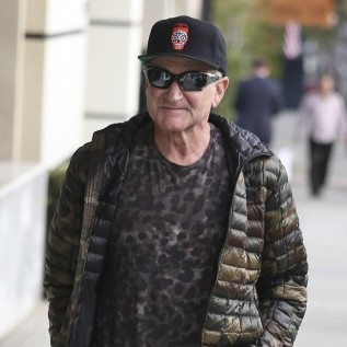Robin Williams' son 'traumatised' by his death
