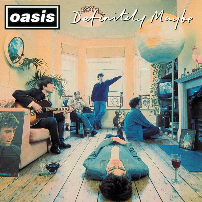 Oasis' Definitely Maybe 25th anniversary special content set for release