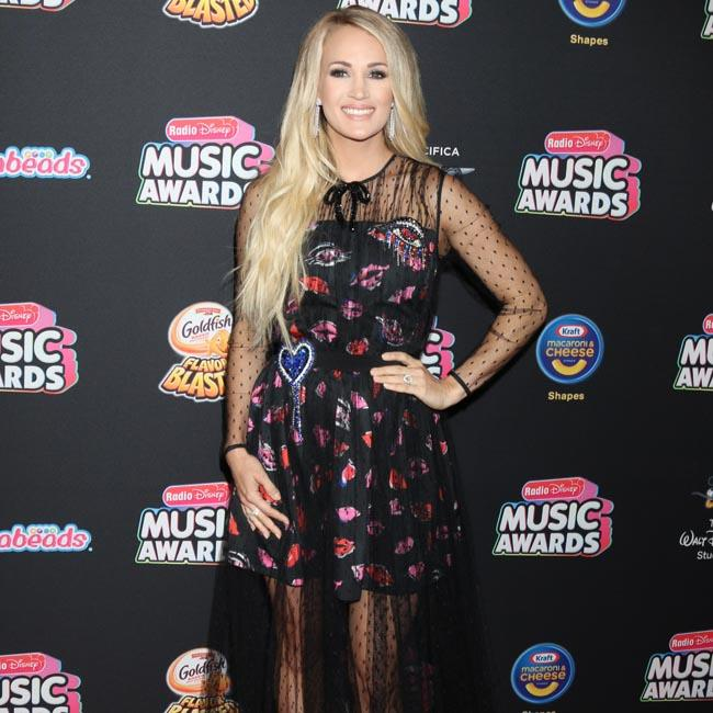 Carrie Underwood hoping to bag coveted CMA Award
