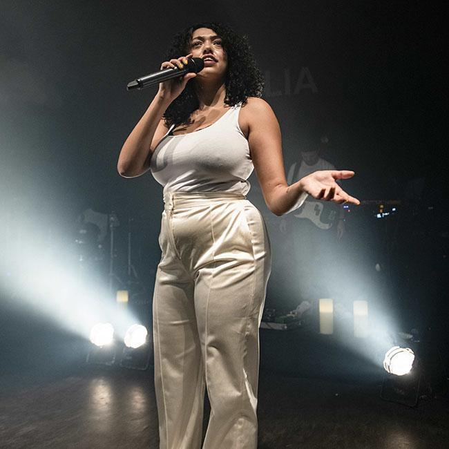 Mahalia is inspired by Arctic Monkeys' Alex Turner