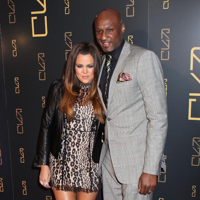Khloe Kardashian praises Lamar Odom