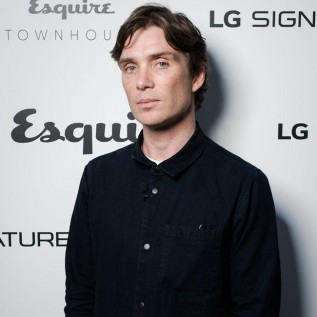 Cillian Murphy's wife complains he's 'not all there' when filming Peaky Blinders