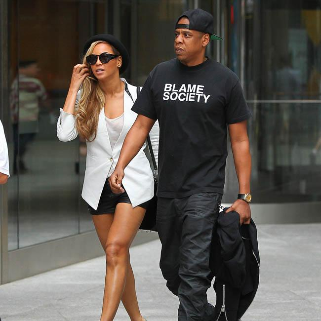 Beyonce and Jay-Z are 'great parents'