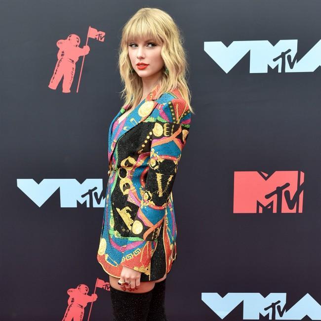 Taylor Swift among the big winners at the 2019 MTV VMAs