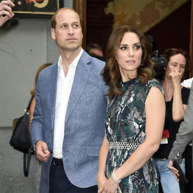 Prince William and Duchess Catherine reveal new charity title
