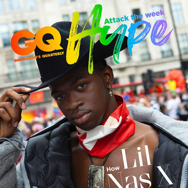 Lil Nas X is proud to be able to help other gay men