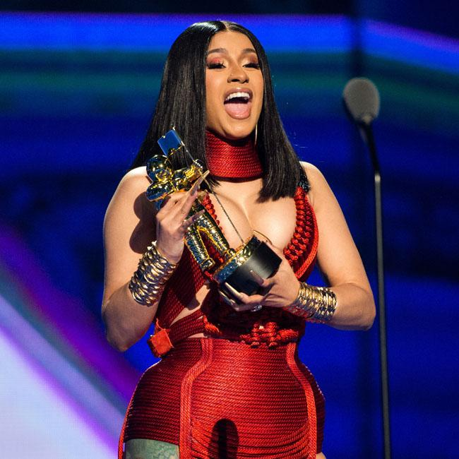 Cardi B thanks 'glam team' and video director for their work on Money