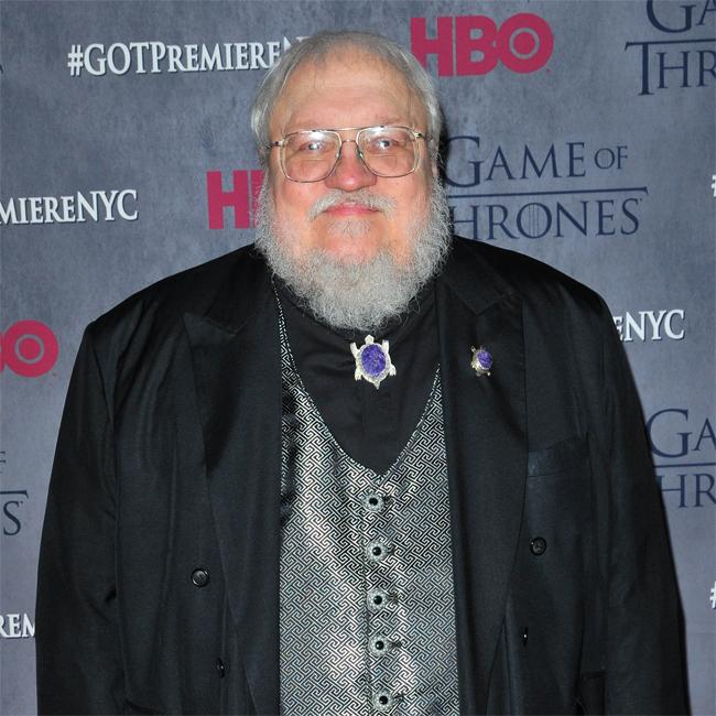 George R.R. Martin glad Game of Thrones is over