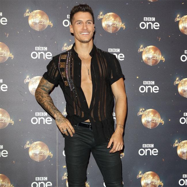 Gorka Marquez won't have celebrity partner on Strictly Come Dancing