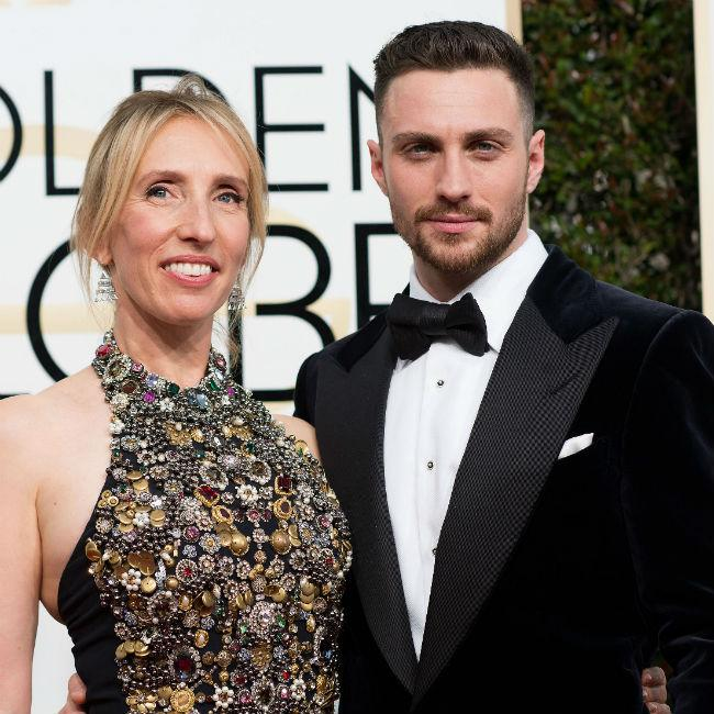 Aaron Taylor-Johnson had 'instant' connection with Sam Taylor-Johnson