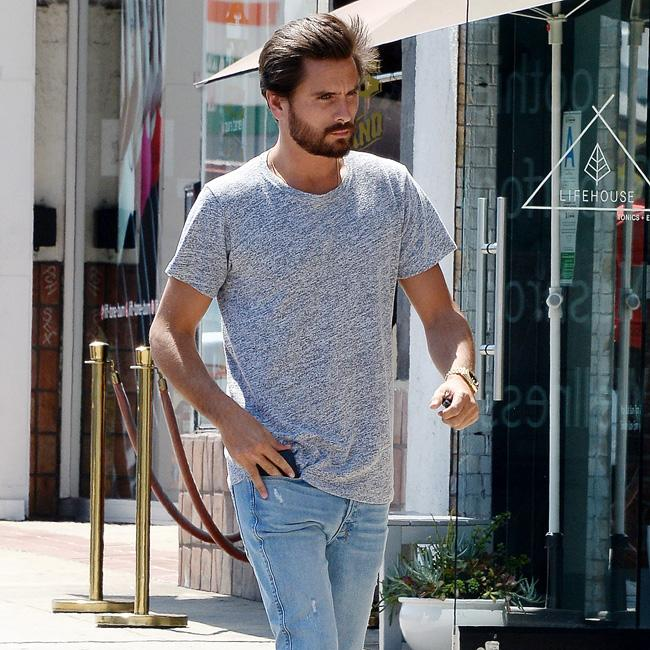 Scott Disick struggled with parenting at first