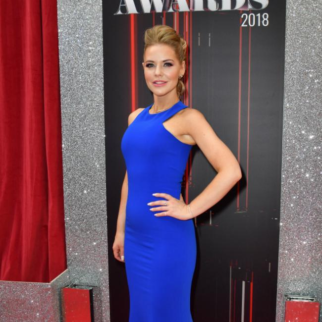 Stephanie Waring loved working with originals Hollyoaks cast on big stunt
