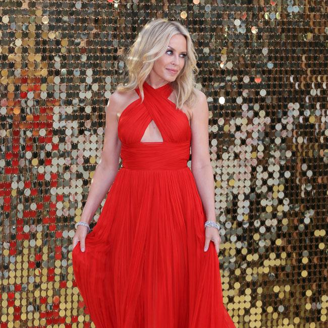 Kylie Minogue wants to work with Calvin Harris again
