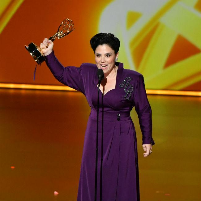 Emmy Awards: Alex Borstein wins Best Supporting Actress – Comedy again