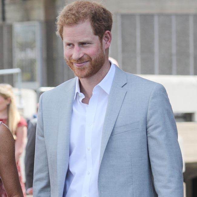Prince Harry reveals his son is 'getting so big'