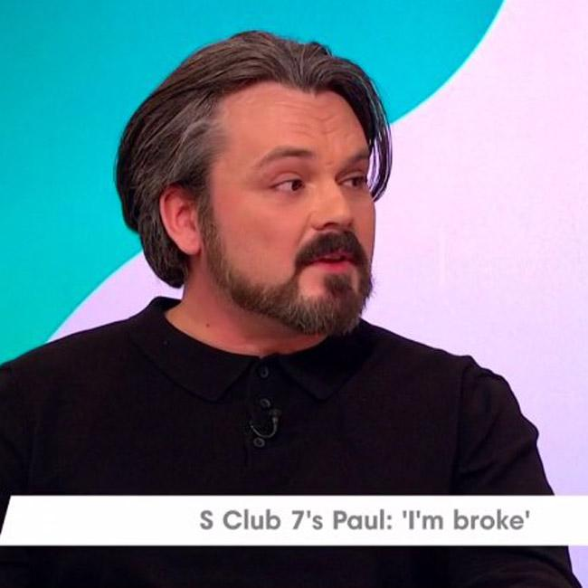Paul Cattermole: I was paid 'pittance' in S Club 7
