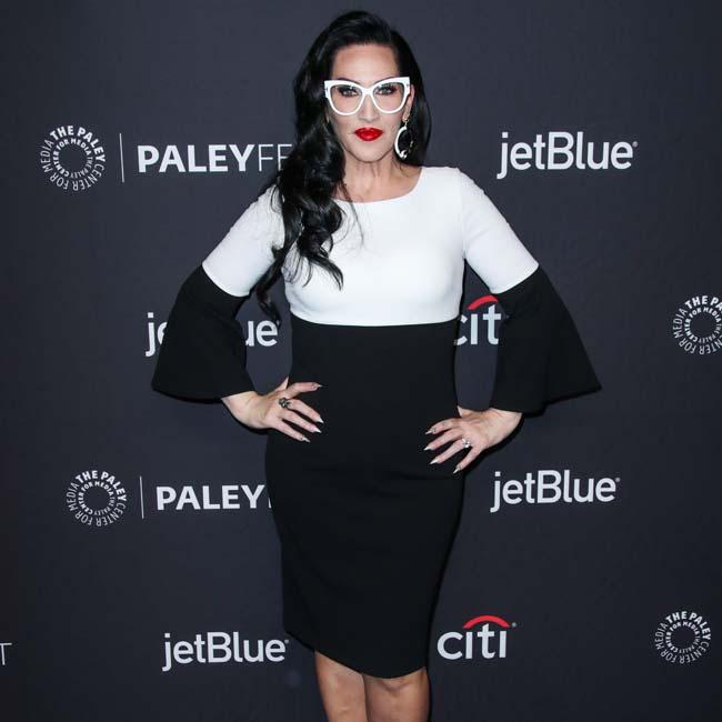 Michelle Visage has daughter-like bond with Cara Delevingne