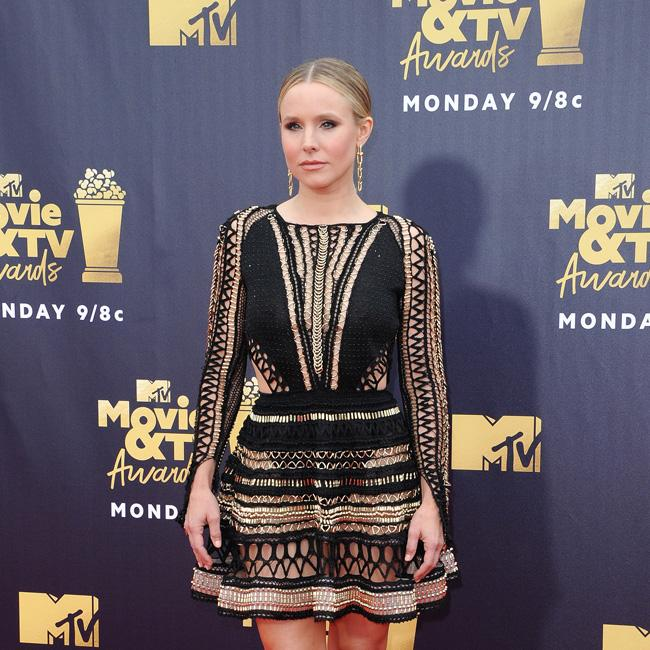 Kristen Bell's daughter only just realised she's famous
