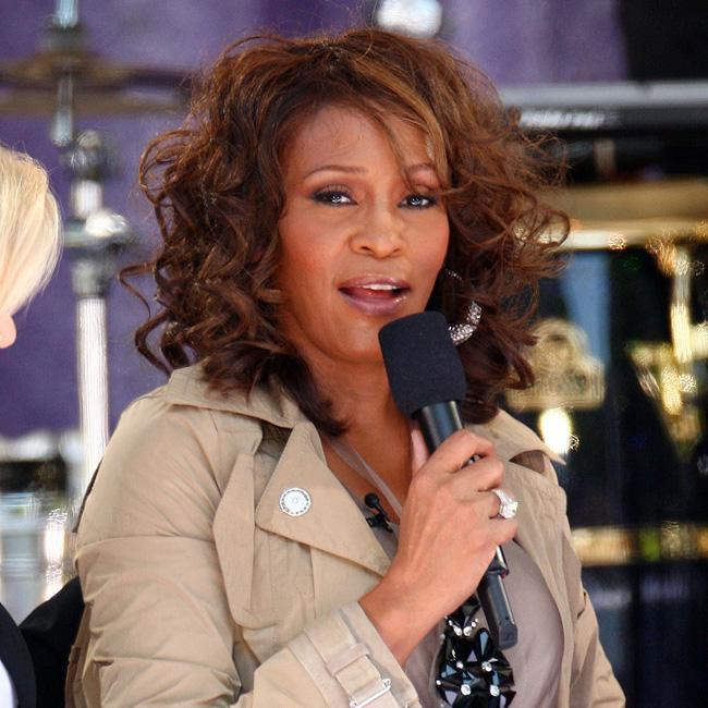 Whitney Houston to tour as a hologram in 2020