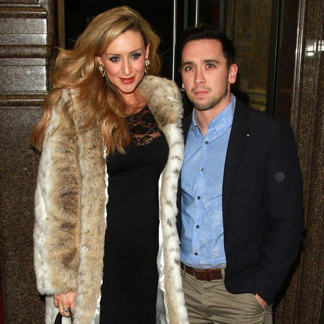 Catherine Tyldesley's husband teased about Strictly curse