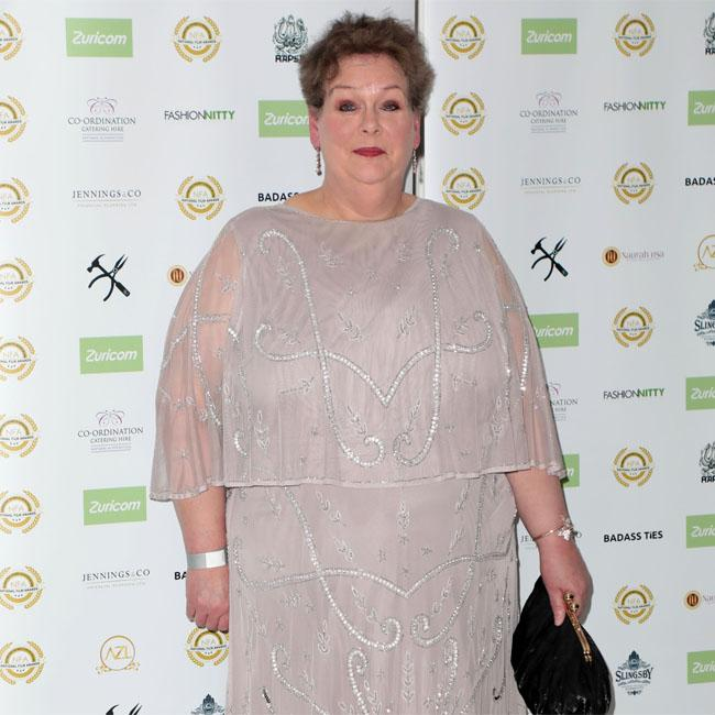 Anne Hegerty hosting celebrity version of Britain's Brightest Family