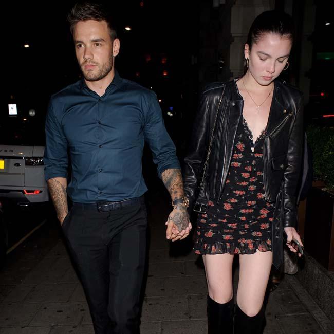 Liam Payne 'very happy' with Maya Henry