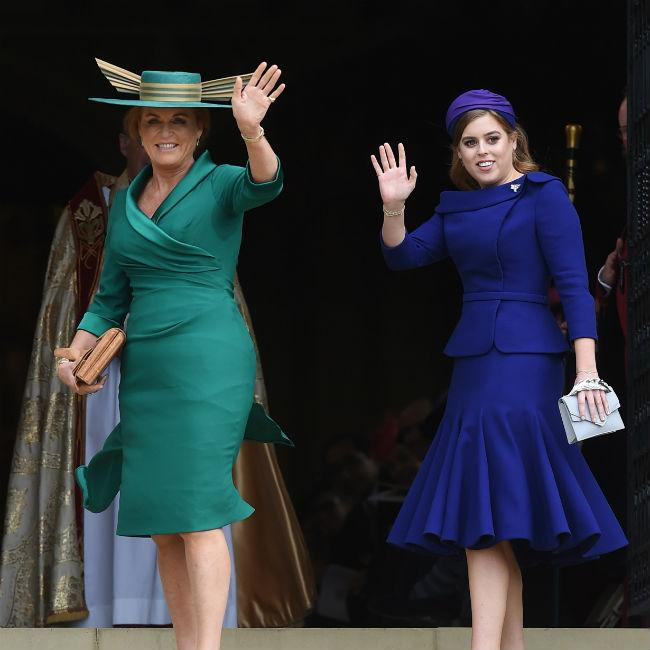 Sarah Ferguson shed 'tears of joy' over Beatrice's engagement