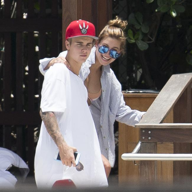 Justin Bieber 'strengthened' by wife