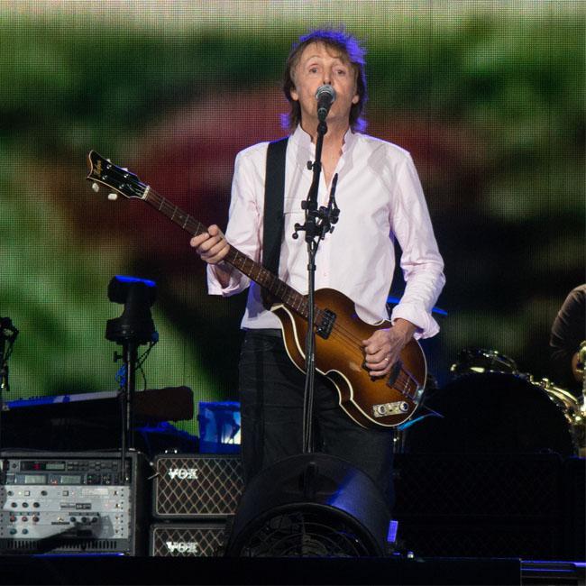 Paul McCartney still has writing passion