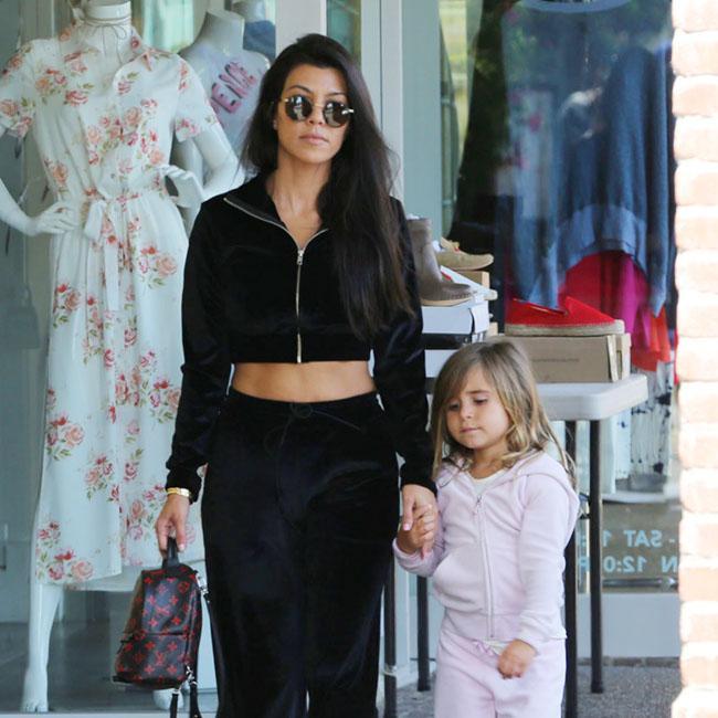 Kourtney Kardashian defends parenting style